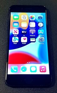 Apple iPhone SE - 64GB -  (Unlocked) 2nd Gen 2020 Black