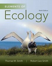 Elements of Ecology - 9th edition (READ DESCRIPTION- NOT A PHYSICAL COPY)