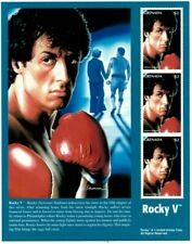 Grenada - 1996 - Rocky V - Sheet Of 3 - Mnh