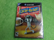 Chibi Robo Plug into Adventure  - Nintendo Gamecube NEW