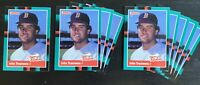 John Trautwein Rookie Baseball Cards. Boston Red Sox