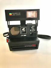 Polaroid 600 Land Camera Auto Focus 660 Instant Camera