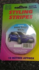 Castle 3mm Single Stripe Red Accessories Styling Graphics Pinstripes CPS01R