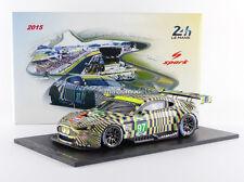 Spark Aston Martin Vantage V8 GTE PRO Le Mans 2015 AMR Racing #97 1/18 Scale New