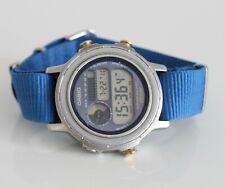 Casio TRW-301 module 862 Yacht Timer vintage digital 49mm quartz watch