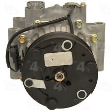 New A/C Aftermarket Compressor And Clutch 98561