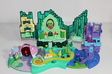 Polly Pocket Bluebird Wizard of Oz LIght Up Playset - no characters