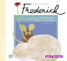 Frederick, 1 CD-Audio CD Lionni,Leo