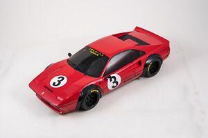 "1/18 GT SPIRIT FERRARI LB WORKS 308 #3 ""ADVAN"" RED"