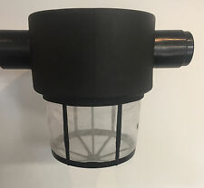 Zisternenfilter, Filterkorb, Tankeinbau Regenwasserfilter, Korbfilter