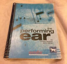 The Performing Ear Book - Auralia Complete Ear Training For All Musicians