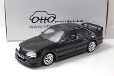 1:18 otto Opel Omega EVO 500 * IRMSCHER * BLACK NEW in Premium-MODELCARS