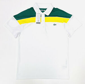 Lacoste Men's Sports Regular Fit Thermo Pique Polo DH6948-00