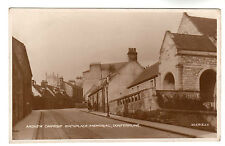 Dunfermline - Real Photo Postcard c1920s / Fife