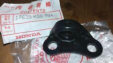 NOS HONDA CR 125 250 500 1987 -01 FUEL TANK MOUNT BRACKET L/H 17635-KS6-701 EVO