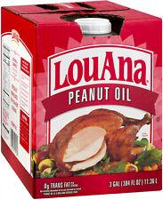 LouAna Peanut Oil 3 Gallon