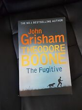 The Fugitive Theodore Boone Series By John Grisham Softcover