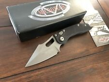 Microtech Knives Stitch Borka Design CPM-3V  Blade Tactical Knife.