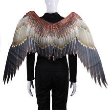 Adult Japanese Game Onmyoji Cosplay Tengu Bird Carnival Costume Large Big Wings