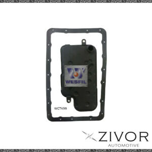 Transmission Filter Kit For Mitsubishi TRITON 2008-2015 -WCTK99 *By Zivor*