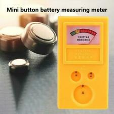 Baterías tipo moneda, botón