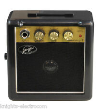 MINI PORTABLE GUITAR PRACTICE AMPLIFIER  battery powered portable amp speaker