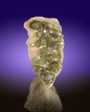 "2.2"" Grass Green DEMANTOID GARNET Crystals to 1/4"" Madagascar for sale"