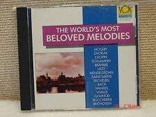 *CD The World's Most Beloved Melodies