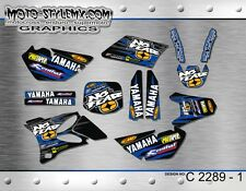 Yamaha YZ 85 2001 up to 2014 graphics decals kit Moto StyleMX