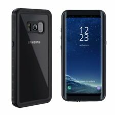 For Samsung Galaxy S8 Plus Case Waterproof Shockproof Built-in Screen Protector