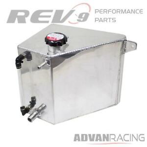 Aluminum Radiator Coolant Overflow Tank for Acura NSX 1991-2005 NA1 NA2