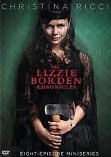 The Lizzie Borden Chronicles: Mini Series - NEW DVD - Christina Ricci