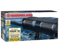 Marineland PF0350B 350GPH Penguin Power Filter 50-75 Gallon 350 GPH Bio Wheel