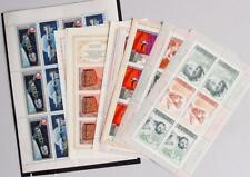 RUSSIA 1972-75 MNH** Sheet Collection, SPACE, Art Paintings Apollo Soyuz USSR