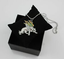 Okami Chibiterasu Limited Edition Necklace Worthy Of Collection Necklace US
