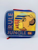 Lion King Simba Rule The Jungle 94 Lunch Box Insulated Bag