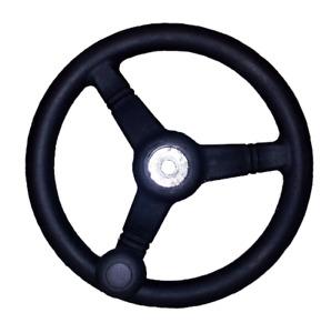 """12"""" Steering Wheel for Benford Terex HD Skip Loader Dumper & TV Tandem Roller"""