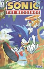 Sonic The Hedgehog + Bad Guys + Tangle & Whisper comic series by Idw / New
