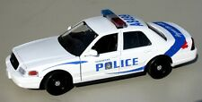 Motormax 1/24 Vancouver Canada  Police Ford Crown Victoria