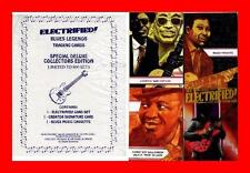 ELECTRIFIED! Blues Legends DELUXE LTD Edition Card Set - Full Color!