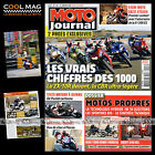 MOTO JOURNAL N°1794 DUCATI 851 & 848 HONDA 125 VARADERO MOTO GUZZI 1200 STELVIO