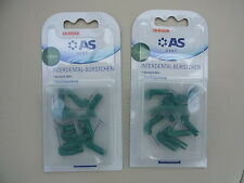 20 Interdental Bürstchen AS Dent 3 5 mm konisc fein Interdentalbürsten Schlecker