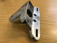 New Lucas type 564 alloy mounting bracket - cafe racer,Triumph