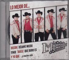 La Maquina Nortena Lo Mejor CD New Nuevo Sealed