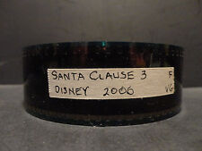 SANTA CLAUS 3 ESCAPE CLAUS 35mm Trailer, Movie,  Cells  FLAT  2min 25secs  USED