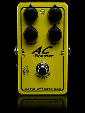 Xotic AC Booster Effect Pedal (USED)