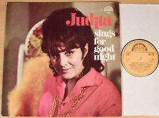 JUDITA - Sings for good night  (SUPRAPHON, Czechoslovakia 1969 / LP vg++/m-)