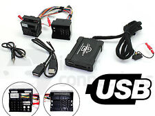 BMW USB adapter 5 Series E39 2000 - 2003 CTABMUSB009 car AUX SD input MP3 jack