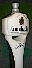 *NEW* KROMBACHER - PILS - BEER TAP HANDLE (Germany)