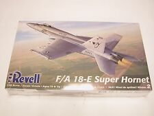 1/48 Monogram Revell F-18 E Super Hornet Scale Plastic Model Kit NEW Single Seat